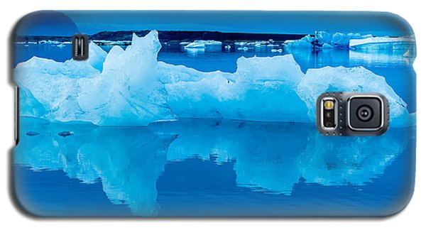Blue Berg Galaxy S5 Case