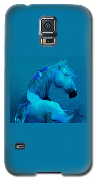 Blue Horse Galaxy S5 Case