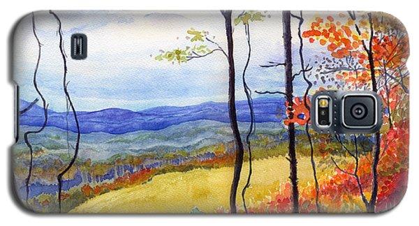 Blue Ridge Mountains Of West Virginia Galaxy S5 Case