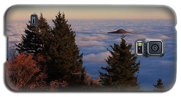 Blue Ridge Parkway Sea Of Clouds Galaxy S5 Case