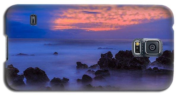 Blue Sunrise 1 Galaxy S5 Case