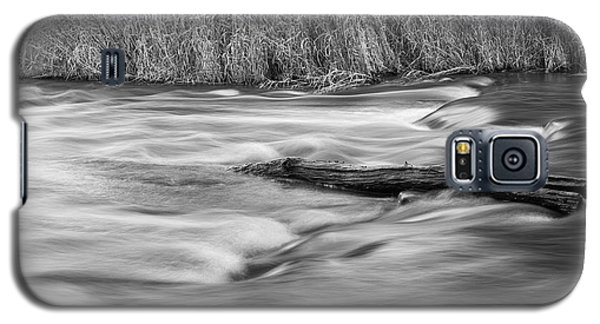 Blur Motion Stream Galaxy S5 Case