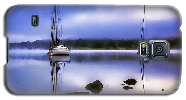Boats On Ullswater Galaxy S5 Case
