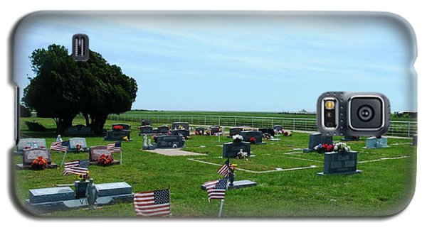 Bomarton Catholic Cemetery 2 Galaxy S5 Case