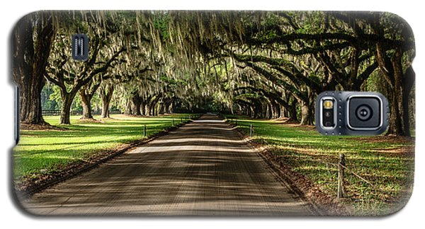 Boone Plantation Road Galaxy S5 Case