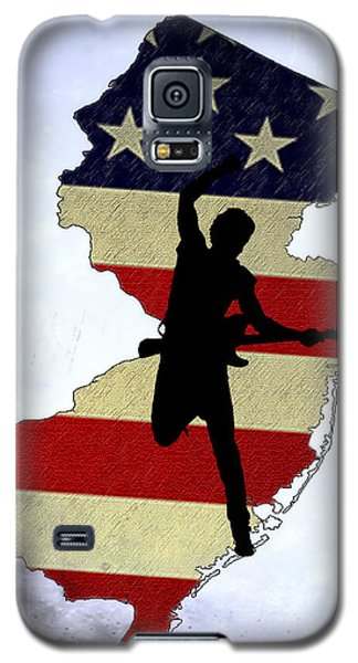 Born In New Jersey Galaxy S5 Case by Bill Cannon