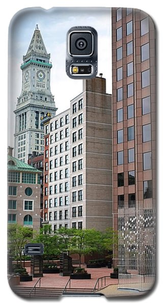 Galaxy S5 Case featuring the photograph Boston by Boris Mordukhayev