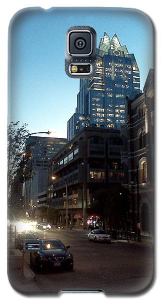 Brazos Street Austin Texas Galaxy S5 Case