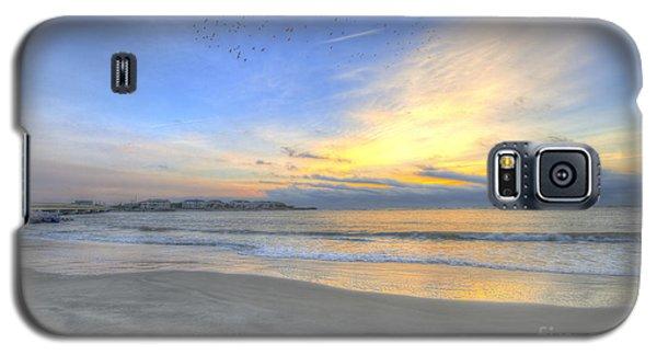 Breach Inlet Sunrise Galaxy S5 Case