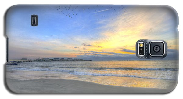 Breach Inlet Sunrise Galaxy S5 Case