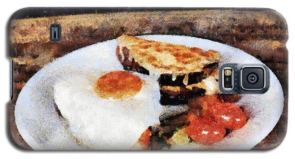 Breakfast Galaxy S5 Case by Yury Bashkin