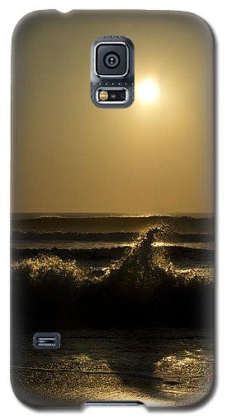 Breaking Waves Galaxy S5 Case