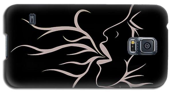 Breath Galaxy S5 Case by Jamie Lynn