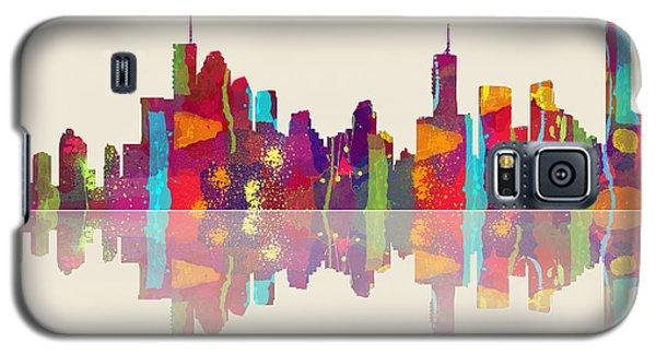 Brisbane Australia Skyline Galaxy S5 Case