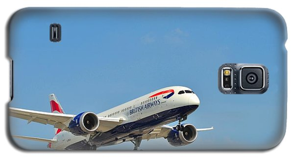 British Airways Galaxy S5 Case