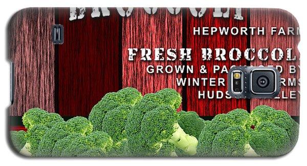 Broccoli Farm Galaxy S5 Case by Marvin Blaine