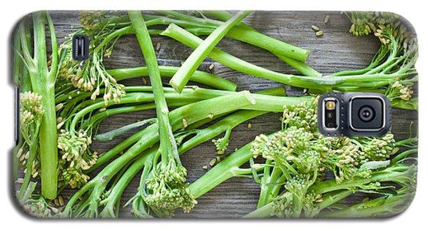 Broccoli Stems Galaxy S5 Case