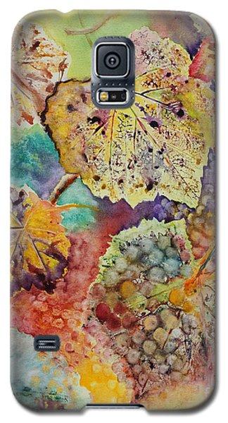 Broken Leaf Galaxy S5 Case