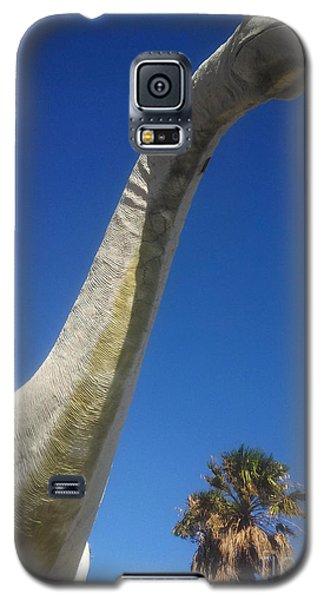 Brontosaurus Galaxy S5 Case