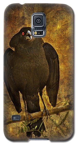 Bronzed Cowbird Galaxy S5 Case