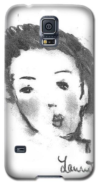 Bubble Gum Galaxy S5 Case