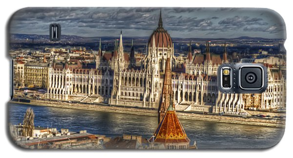 Buda Parliament  Galaxy S5 Case by Nathan Wright