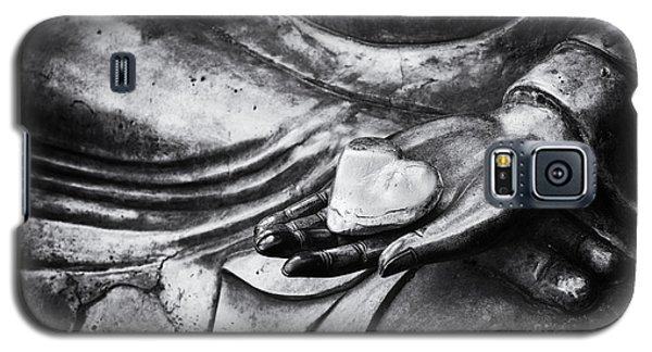 Buddha Heart Galaxy S5 Case by Tim Gainey
