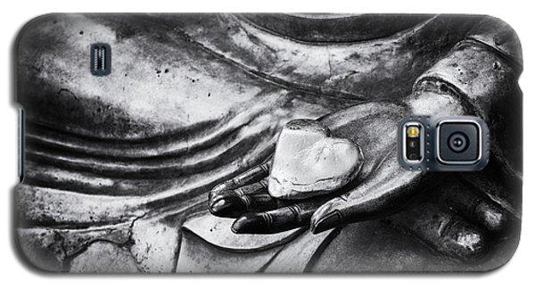 Buddha Heart Galaxy S5 Case