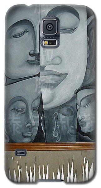 Buddish Facial Reactions Galaxy S5 Case