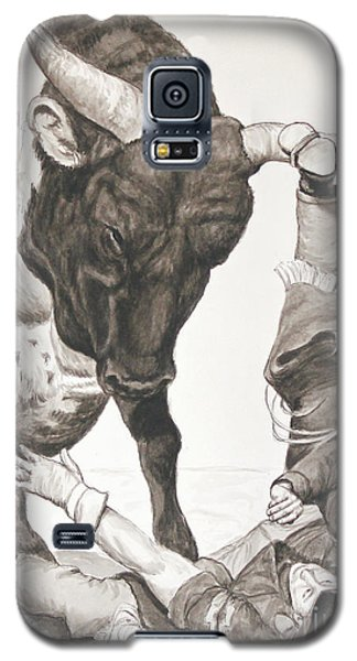Bull Power Galaxy S5 Case