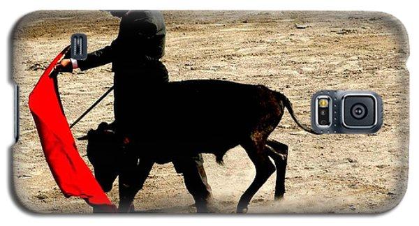 Bullfighter In Training Galaxy S5 Case