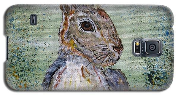 Bunny Rabbit Galaxy S5 Case by Ella Kaye Dickey
