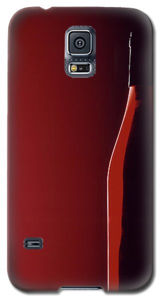 Burgundy Galaxy S5 Case