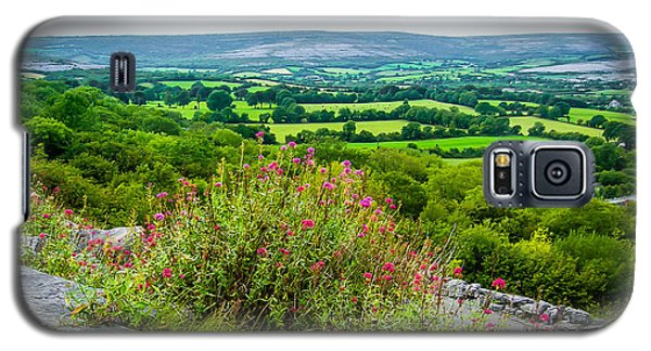Burren National Park's Lovely Vistas Galaxy S5 Case