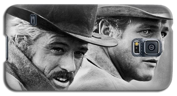 Butch Cassidy And The Sundance Kid Galaxy S5 Case