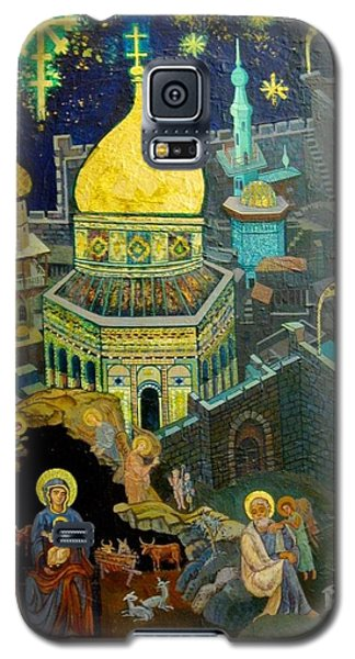C03  The Nativity  Jerusalem Galaxy S5 Case