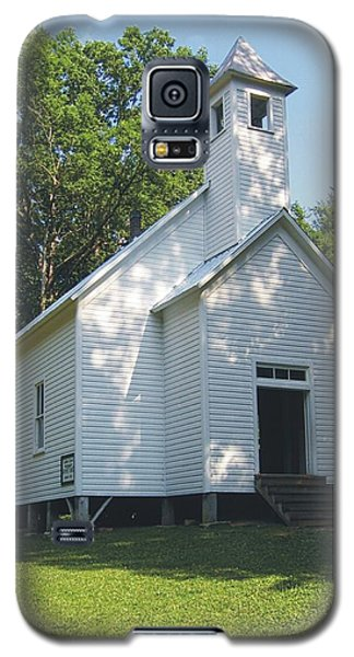Cades Cove Missionary Baptist Church Galaxy S5 Case