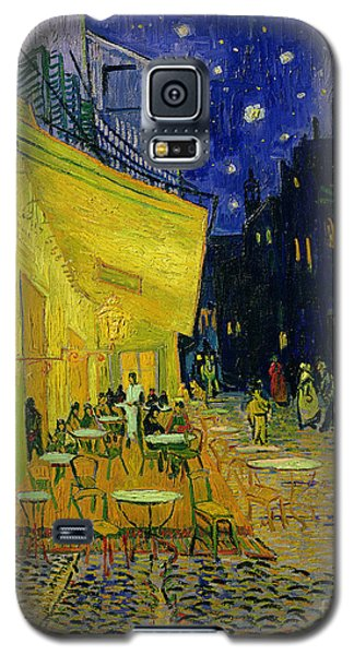 Cafe Terrace Arles Galaxy S5 Case