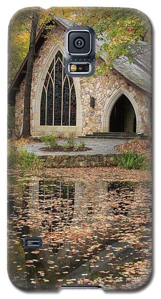 Galaxy S5 Case featuring the photograph Callaway Gardens Chapel-pine Mountain Georgia by Mountains to the Sea Photo