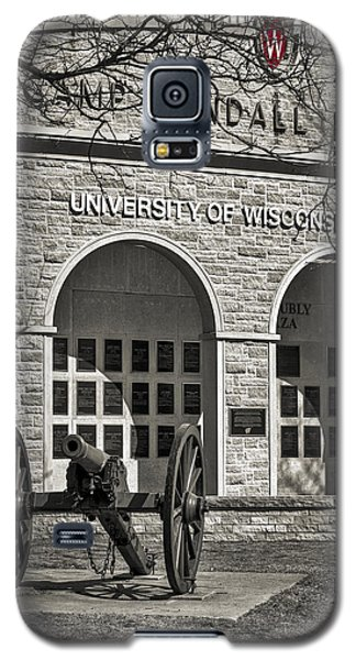 Camp Randall - Madison Galaxy S5 Case by Steven Ralser