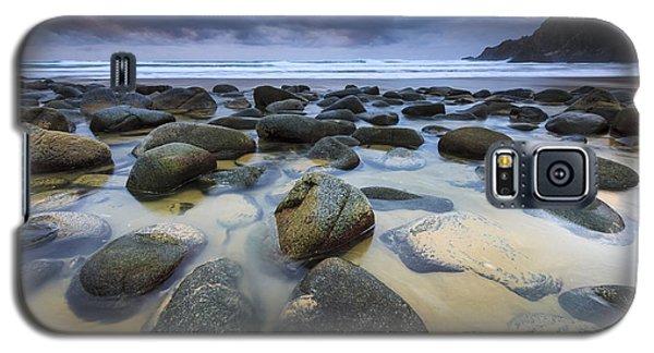 Campelo Beach Galicia Spain Galaxy S5 Case