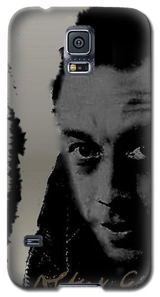 Camus Galaxy S5 Case by Asok Mukhopadhyay