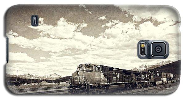 Canada Rail Galaxy S5 Case by Ivy Ho