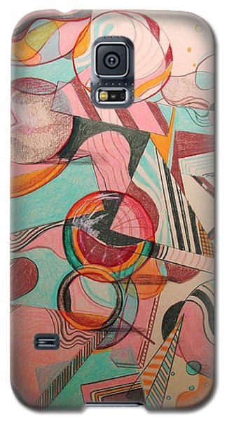 Candy Galaxy S5 Case
