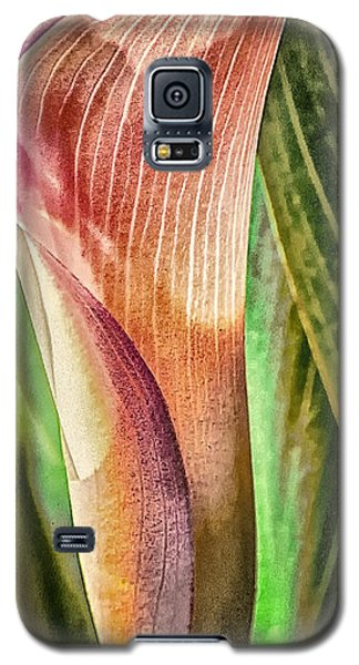 Canna Lily Galaxy S5 Case