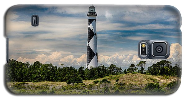 Cape Lookout Lighthouse Galaxy S5 Case by Tony Cooper
