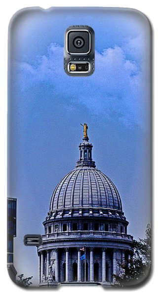 Capitol Galaxy S5 Case