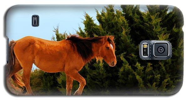 Carrot Island Pony Galaxy S5 Case