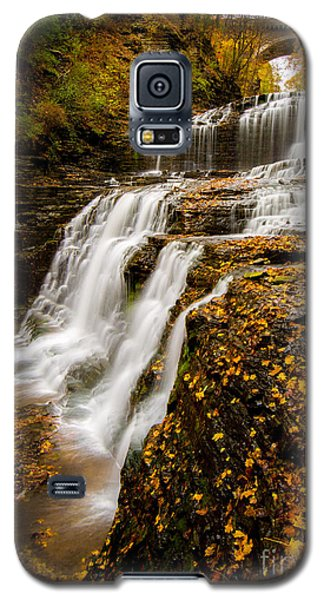 Cascadilla Gorge Galaxy S5 Case