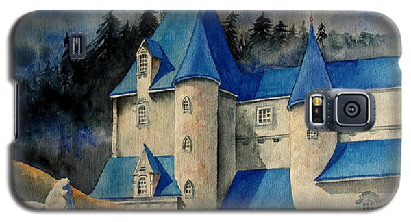 Castle In The Black Forest Galaxy S5 Case